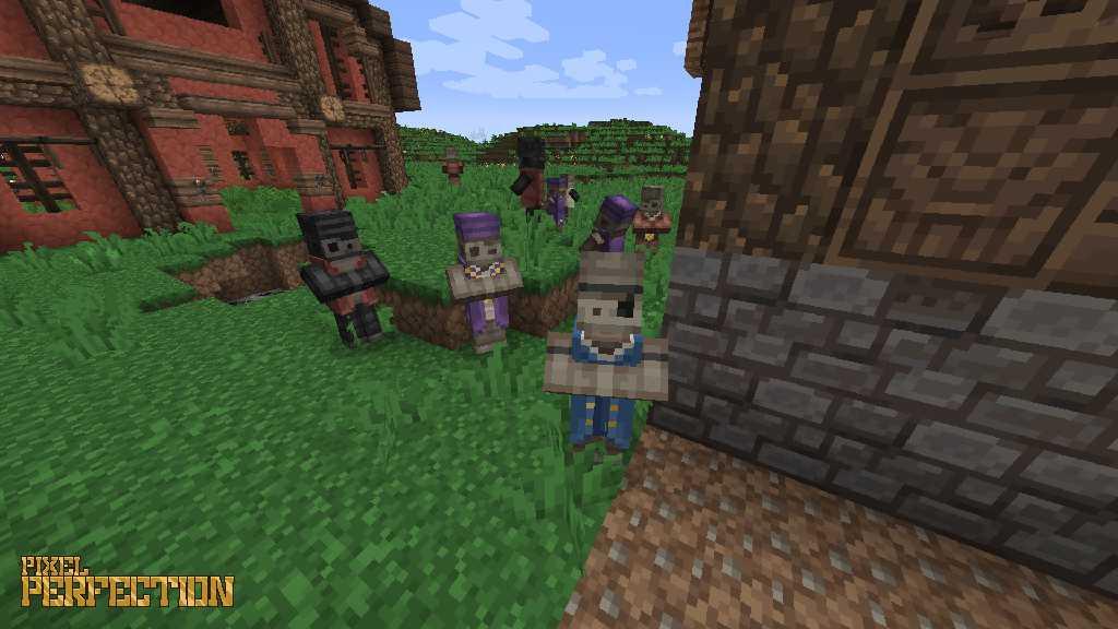 Minecraft Pixel Perfection image