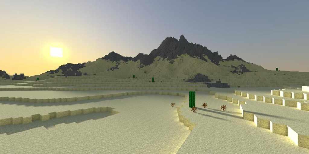 Minecraft Desert Durability image