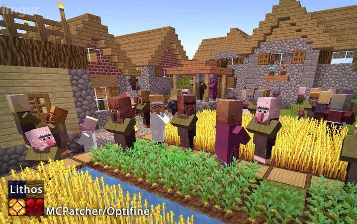 Minecraft 32X Lithos image