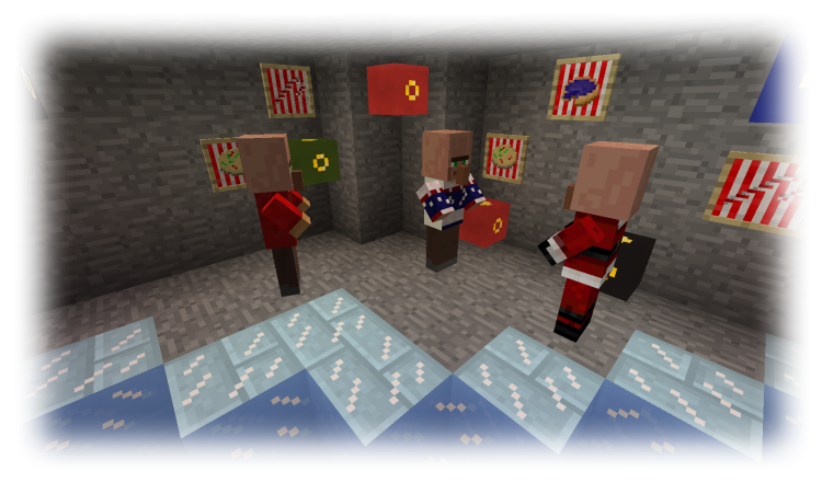 Minecraft Christmas Festivities Mod image