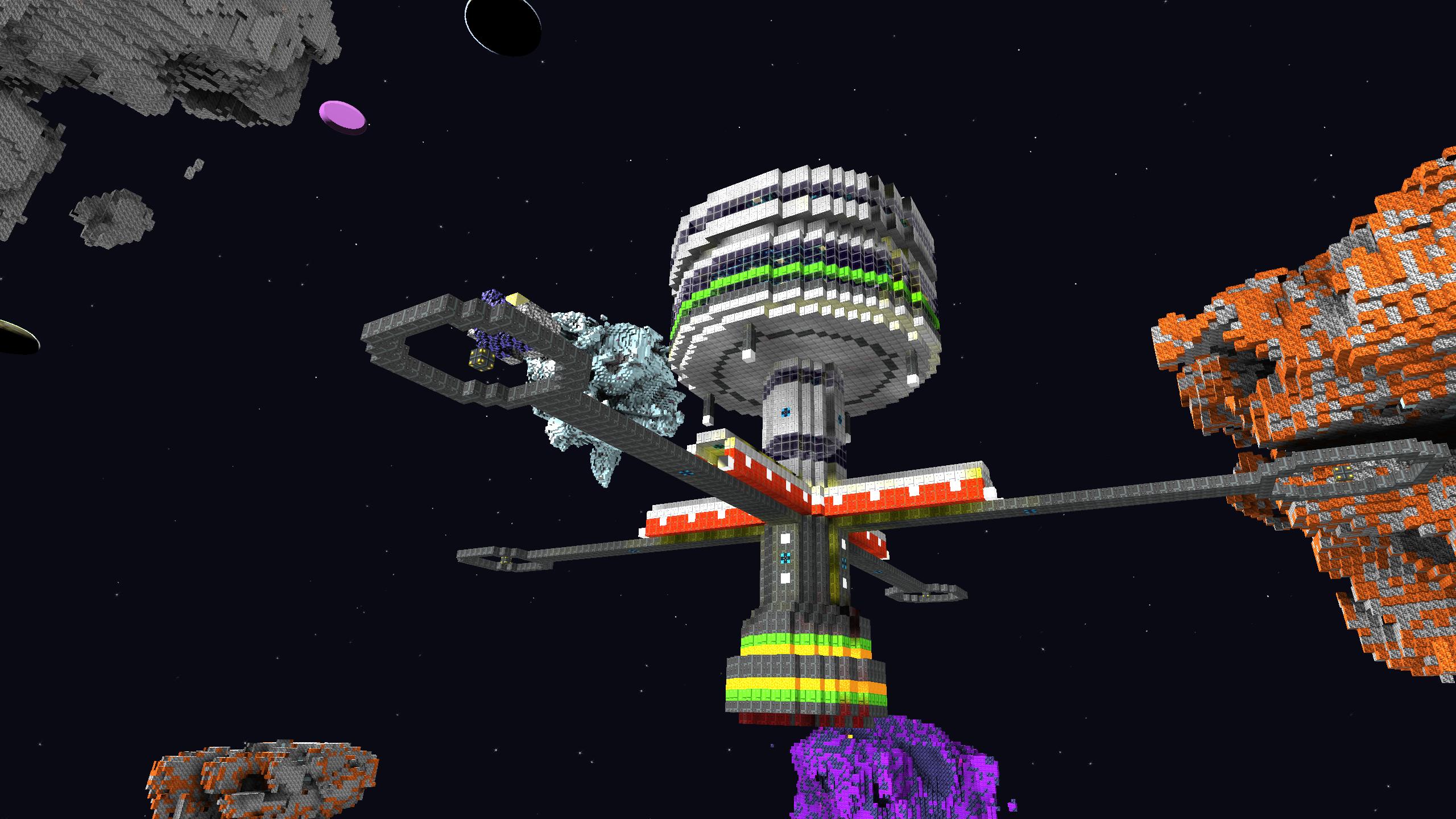 StarMade Gameplay