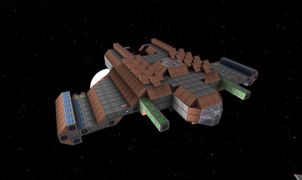 StarMade Desick Bomber image