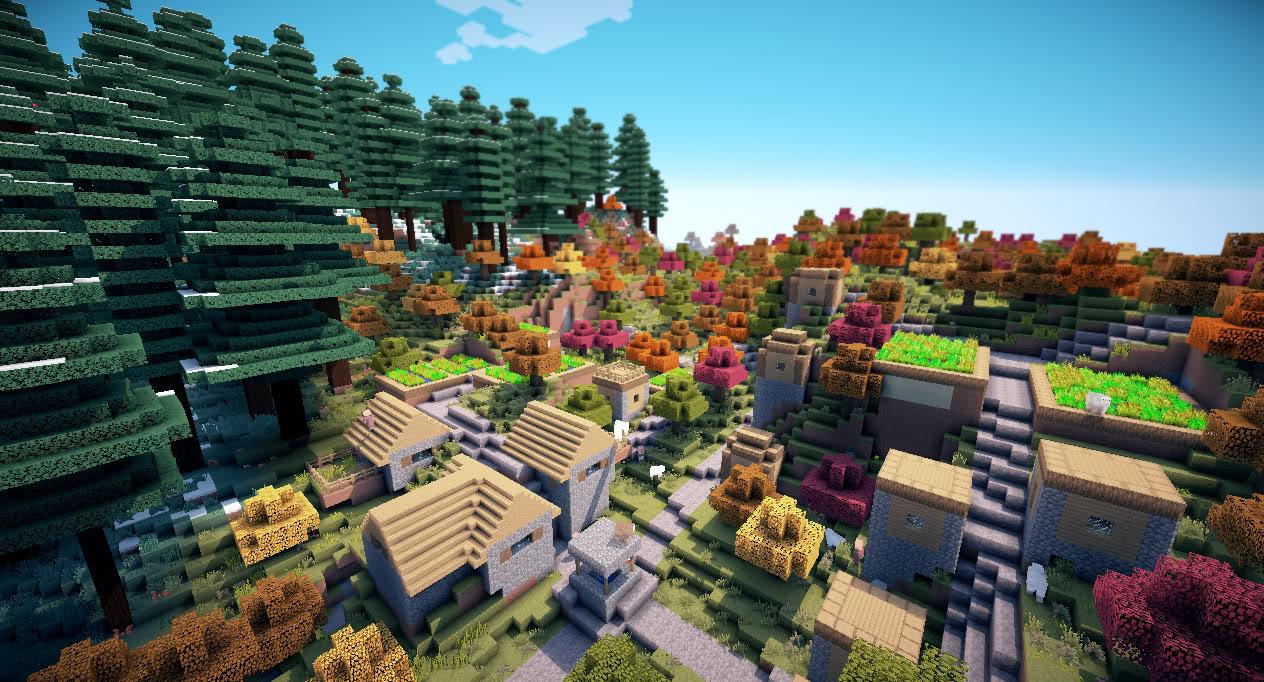 Modded Vanilla Minecraft image