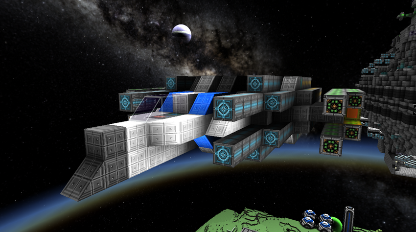 StarMade Fighters