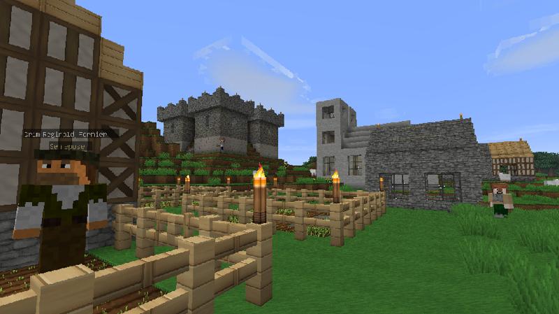 Minecraft Millenaire Mod image