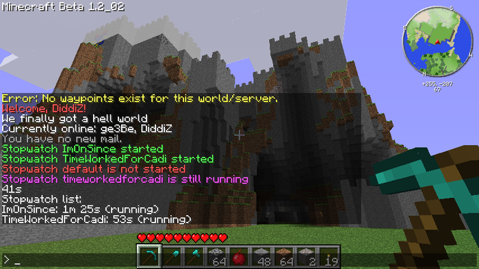 Choosing the Right Minecraft Server Type - EnviousHost com Game