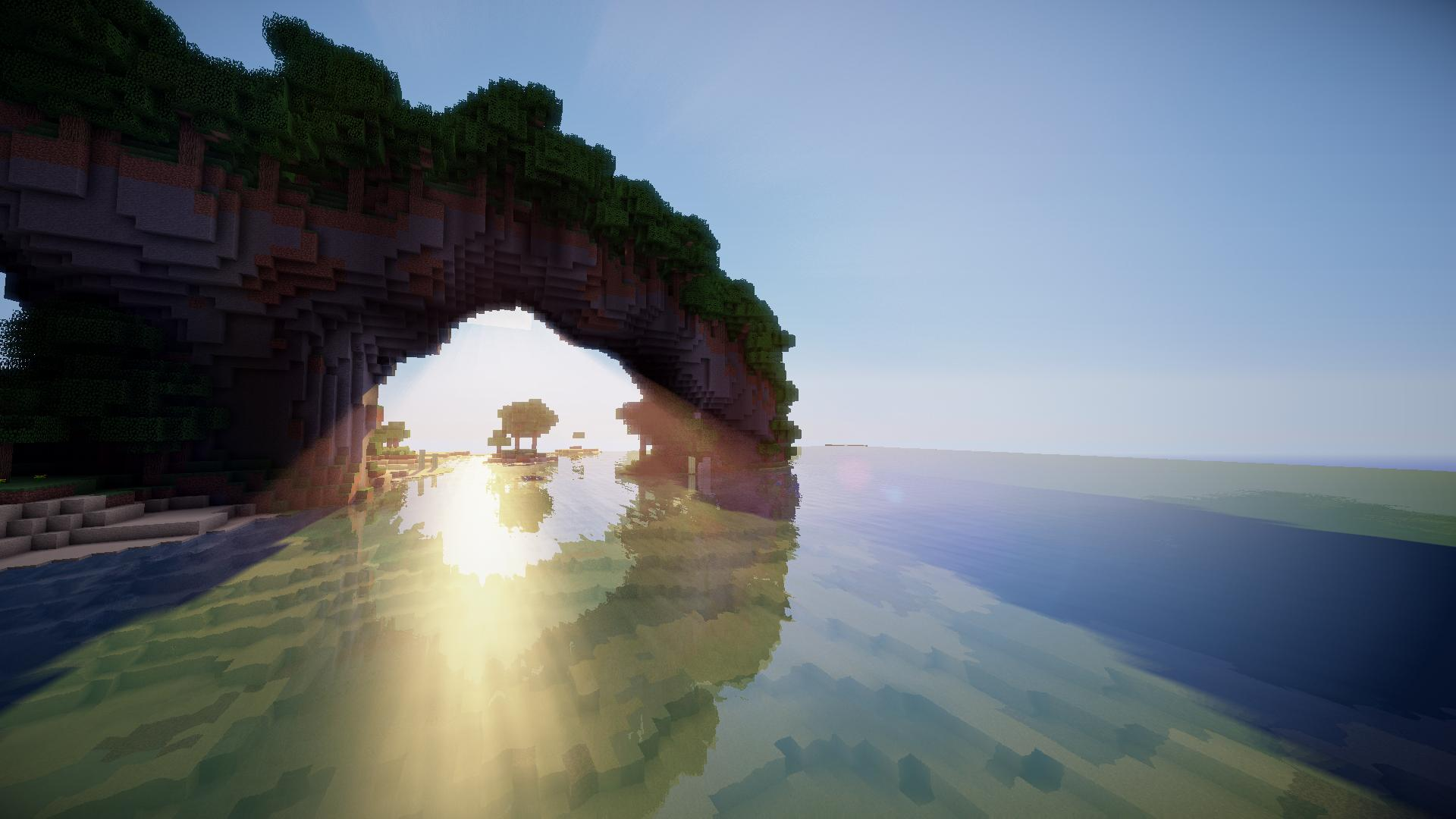 Minecraft Shader Mods image