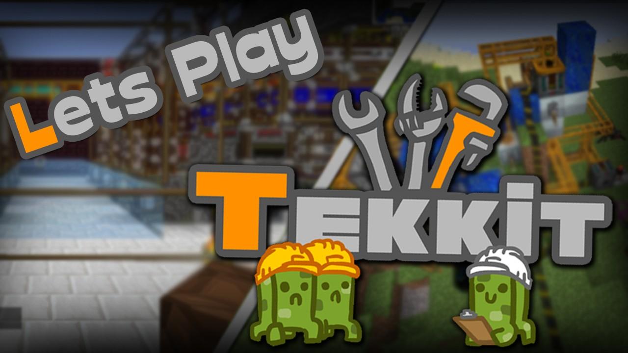 Minecraft Tekkit server image