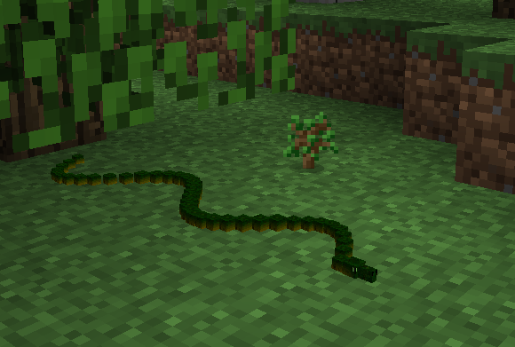 Minecraft Mo' Creatures mod image