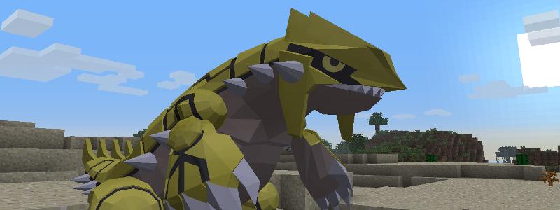 Minecraft Pixelmon Mod image