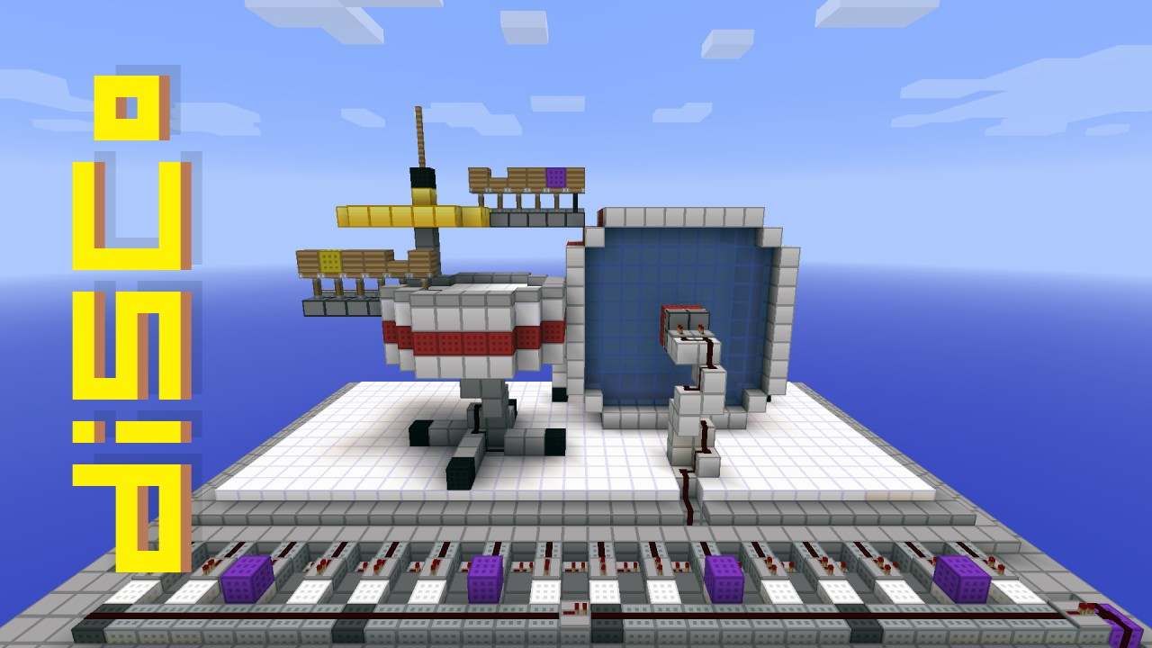 Minecraft Drum Kit image