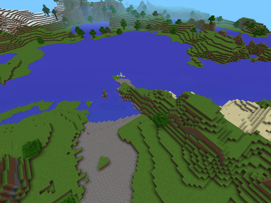 Our Top 10 Seeds for Minecraft Pocket Edition - EnviousHost