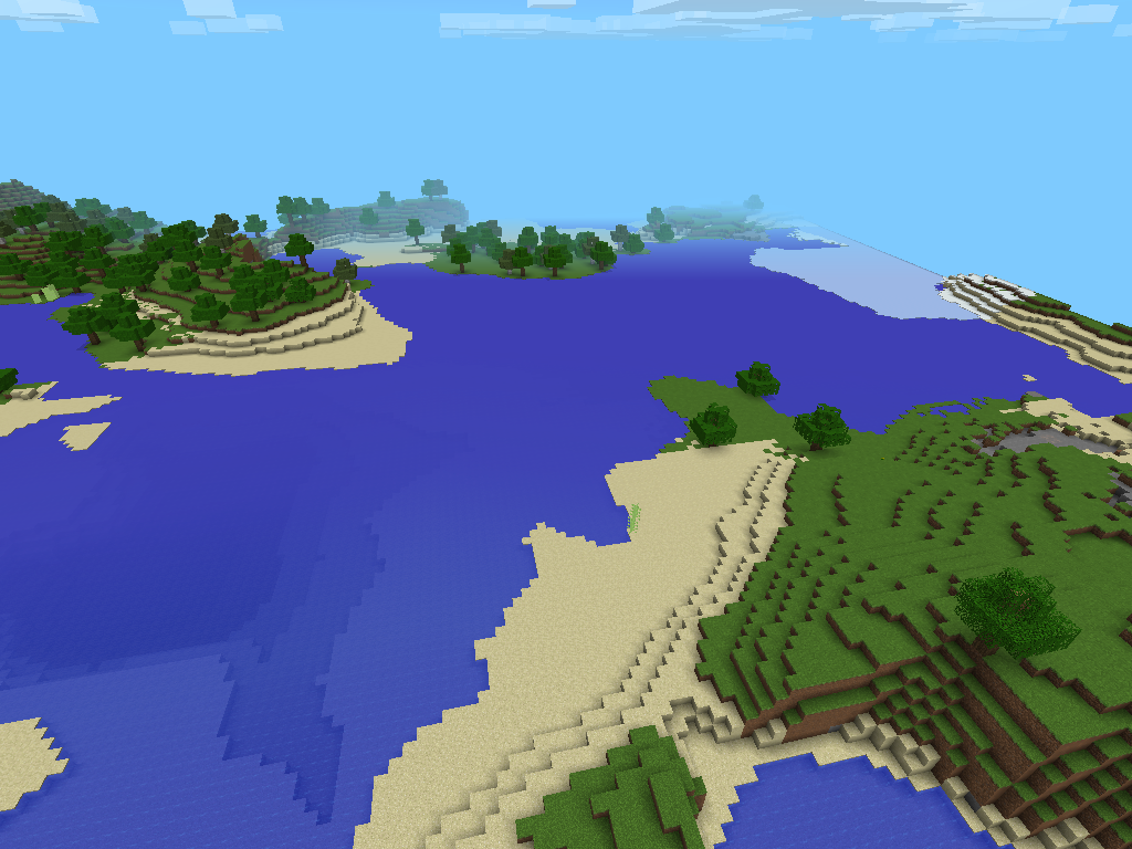 Minecraft Pocket Edition Seeds image 3