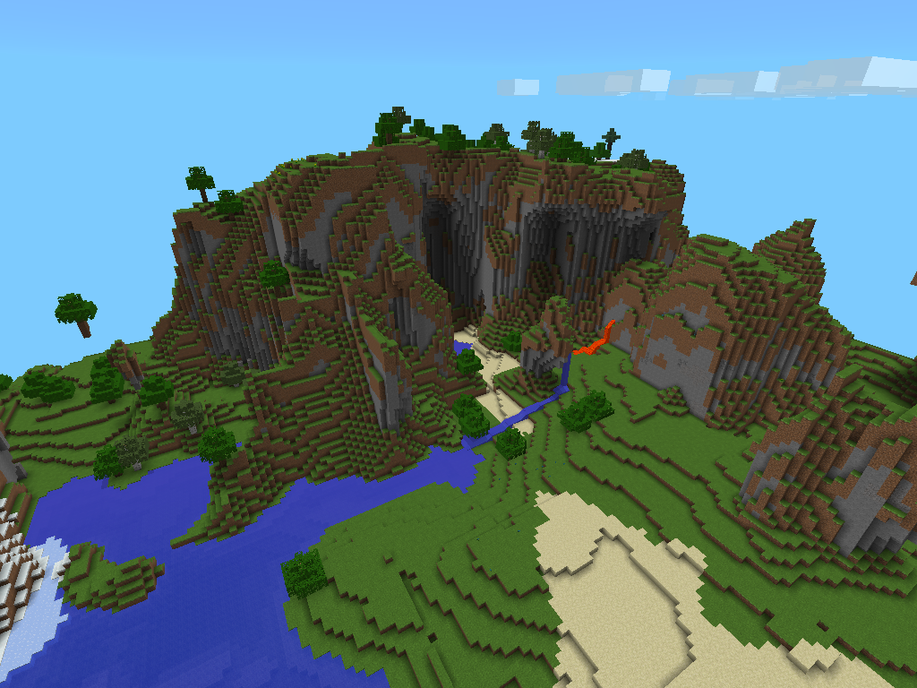 Minecraft Pocket Edition Seeds image 5
