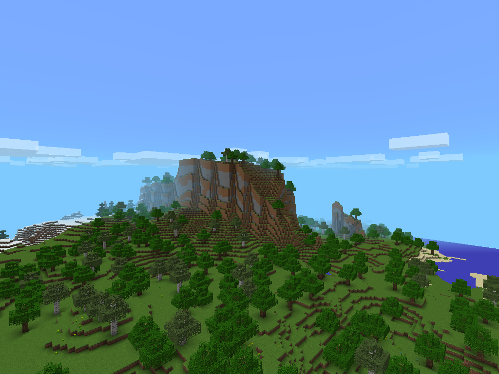 Minecraft Pocket Edition Seeds image 6
