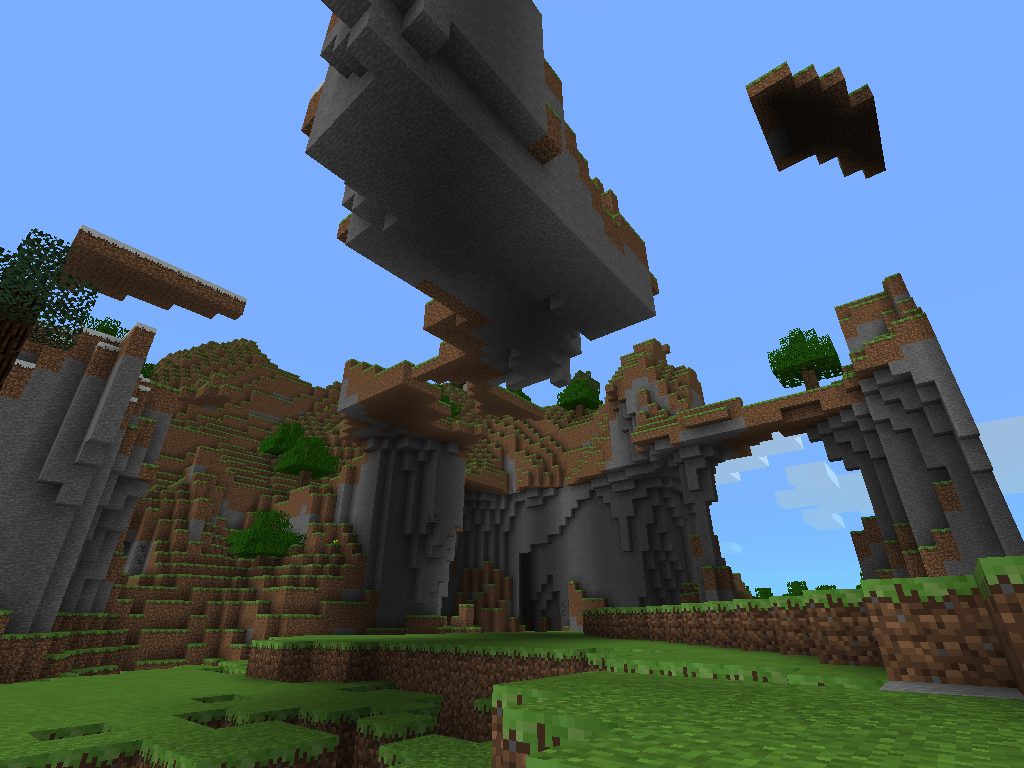 Minecraft Pocket Edition Seeds image 7