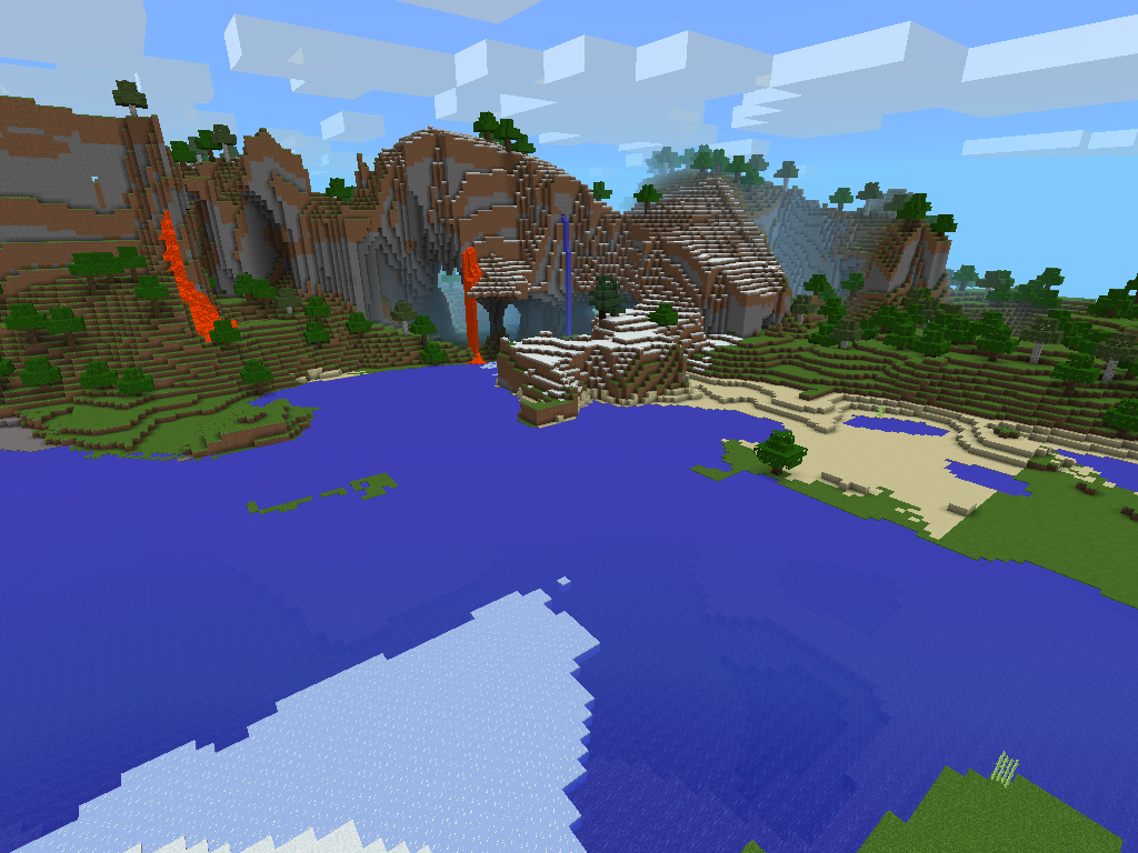 Minecraft Pocket Edition Seeds image 10