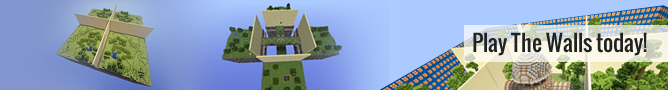 Minecraft Walls Mini Game image
