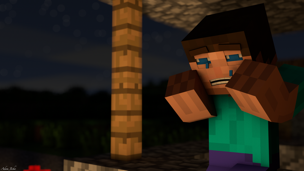 Minecraft Steve image