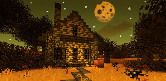 Minecraft Halloween image 2