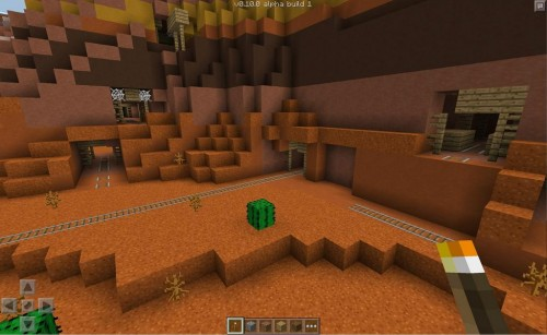 Minecraft Pocket Edition 0.10 features image 2