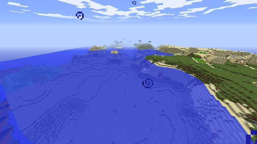 Minecraft Landscape image 2