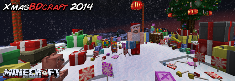 Minecraft Christmas Resource Packs image