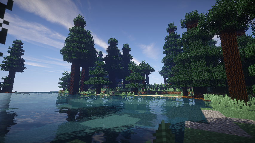 Minecraft SEUS Shader Pack image