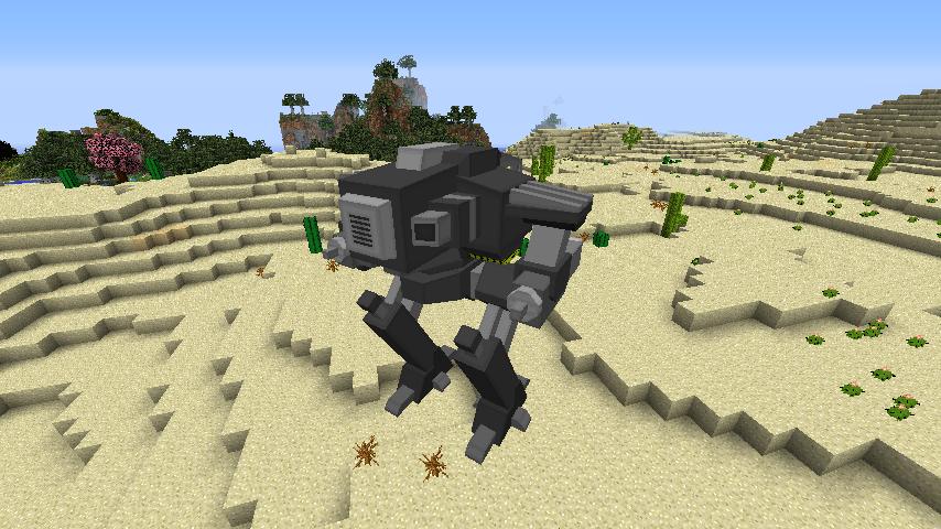Minecraft Titan image
