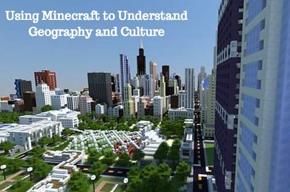 Minecraft Chicago image