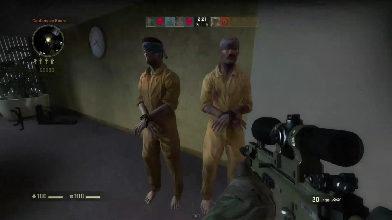 CS:GO Hostage Rescue image