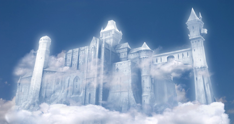 Cloud Castle for Minecraft image