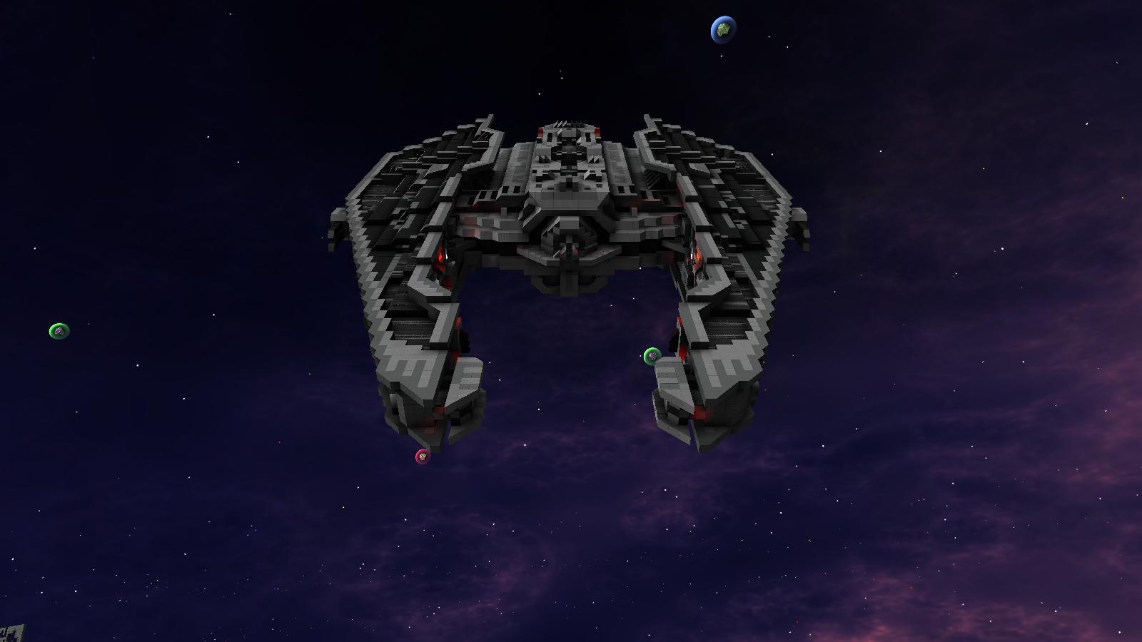 StarMade Imperial Interceptor image