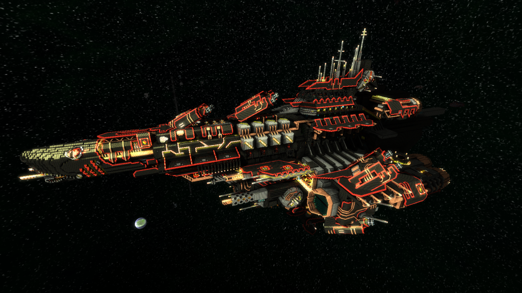 space ship on starmade - photo #6