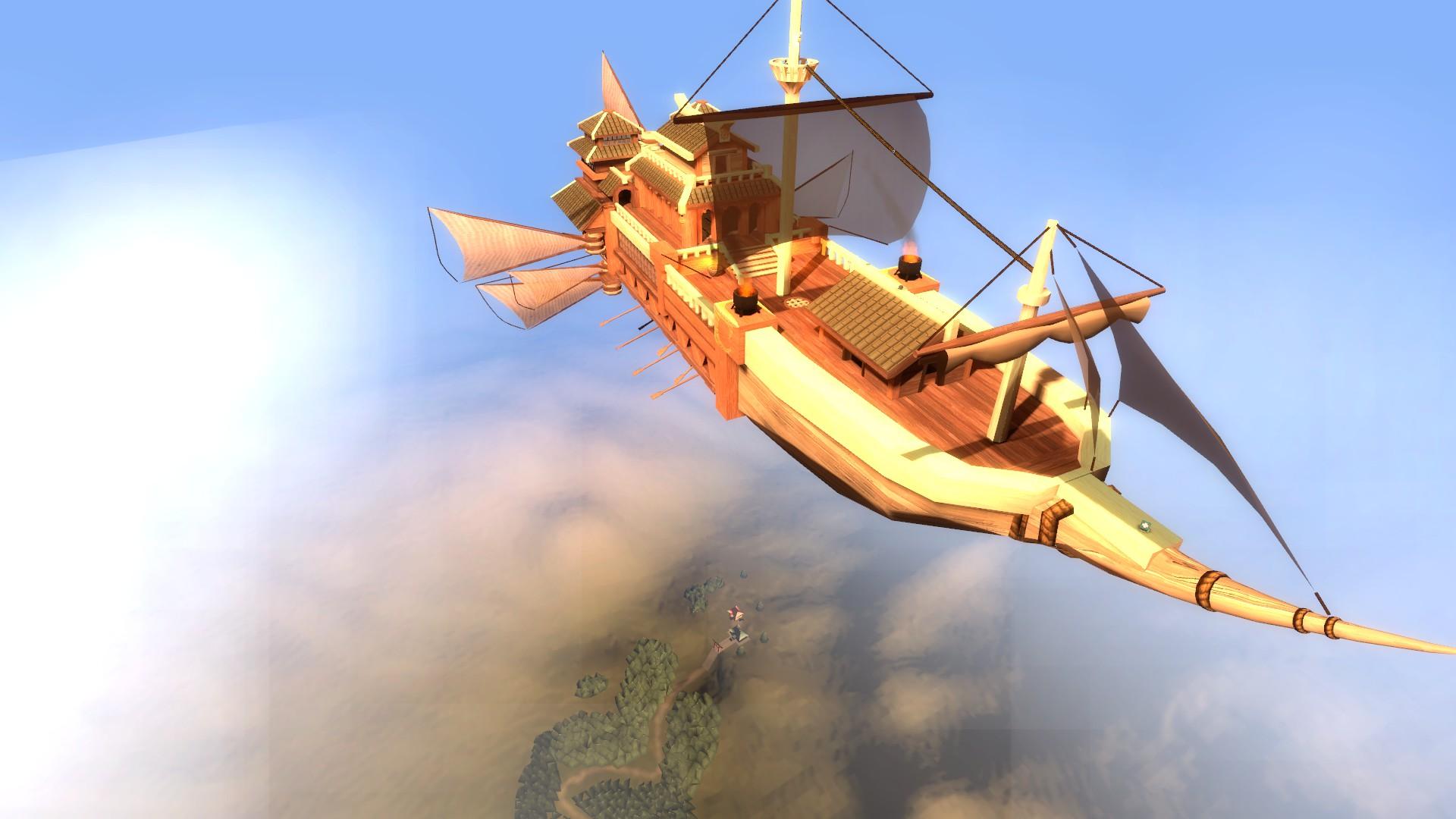 Garry's Mod Palanquin Ship image