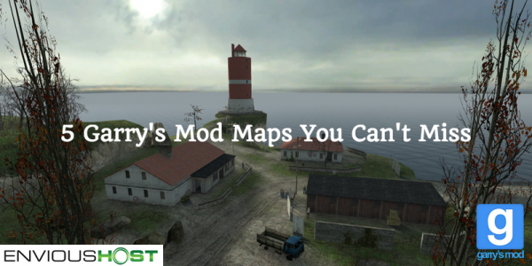 Garrys Mod Gameplay Exploring - Keshowazo