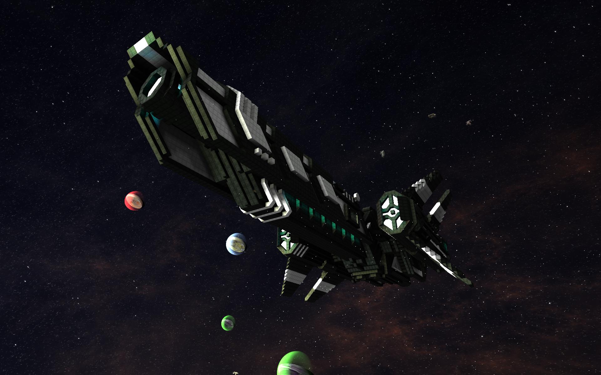 StarMade SFW Nova image