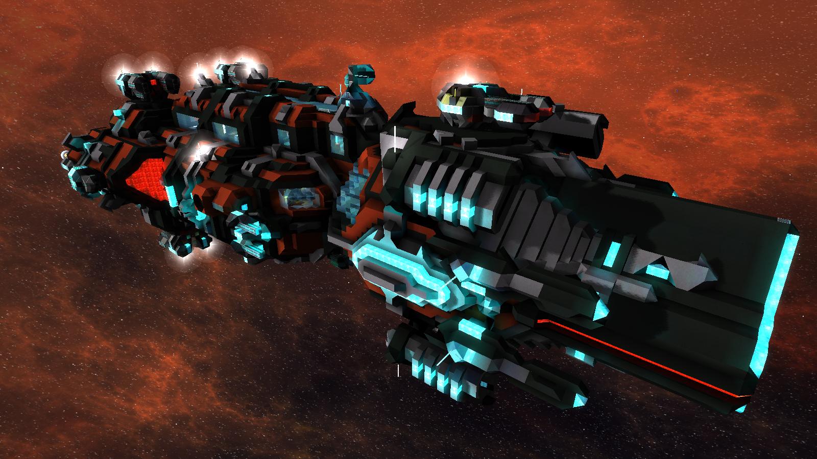 StarMade Super Harvester WorldReaper image