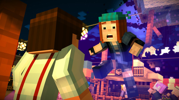 Minecraft Story Mode Is It Worth Playing?