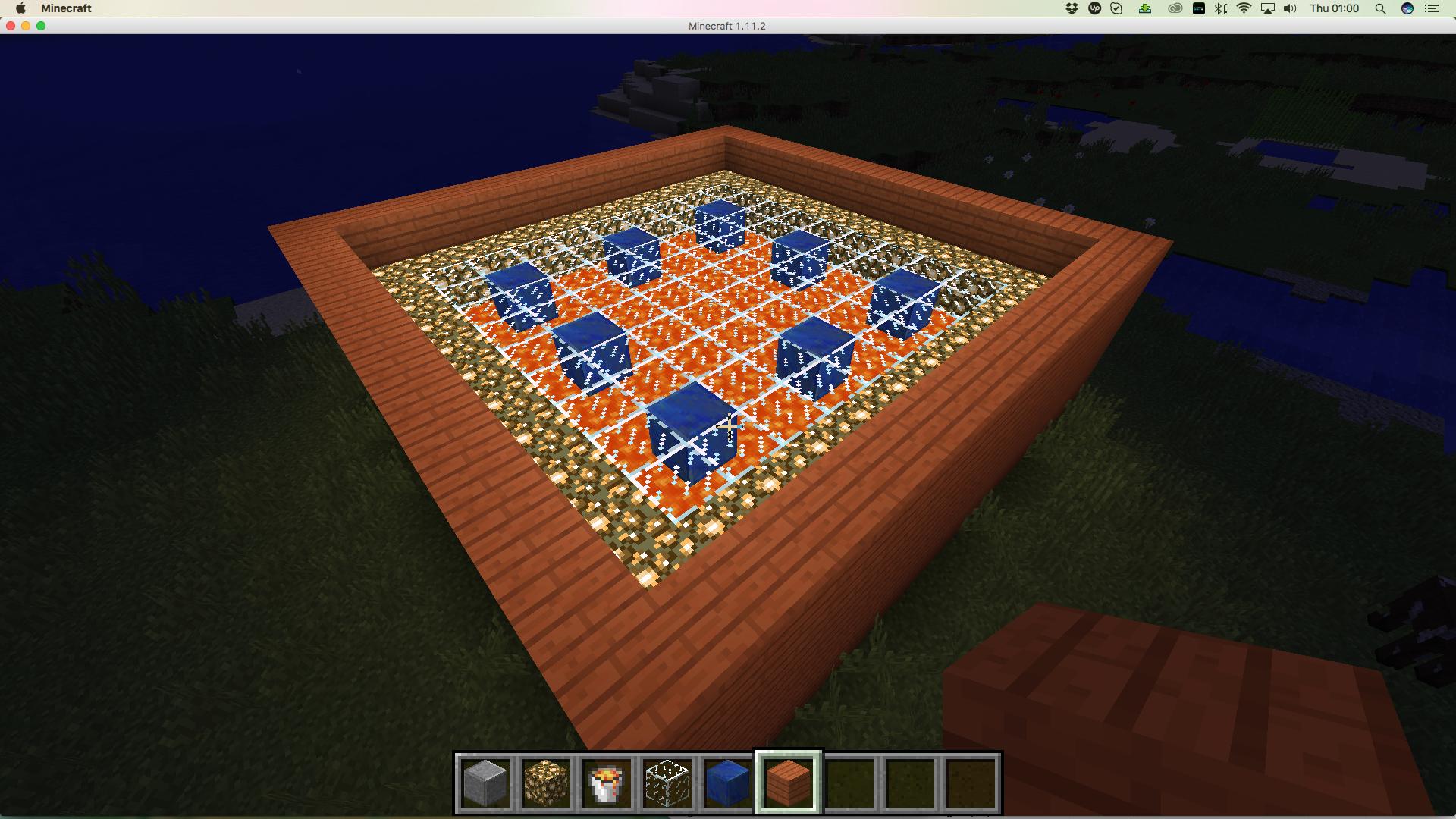 Building a Minecraft Luxury Valentine's Day Spa