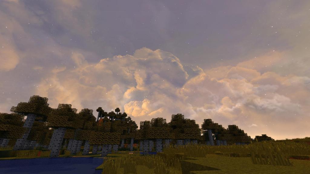 3 Stunning Minecraft Custom Sky Texture Packs - EnviousHost.com Game Servers Rental