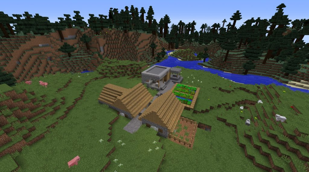 Minecraft Plains Seeds You Don't Want To Miss - EnviousHost