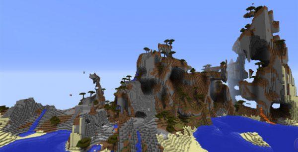 Top Five Epic Minecraft Mountain Seeds - EnviousHost com